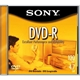 MÍDIA SONY DVD-R GRAVÁVEL 4.7GB 16X 120MIN. - BOX