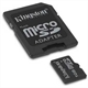 Memory Card KINGSTON micro-SD 1Gb com adaptador SD