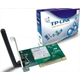 Placa de rede wireless PCI TP-LINK 108Mbps TL-WN651G