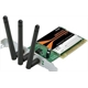 Placa de rede wireless PCI D-LINK 300Mbps DWA-547